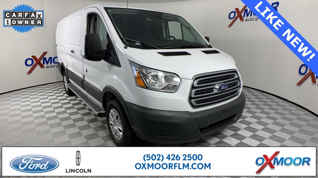 Certified Pre-Owned 2018 Ford Transit-250 Base