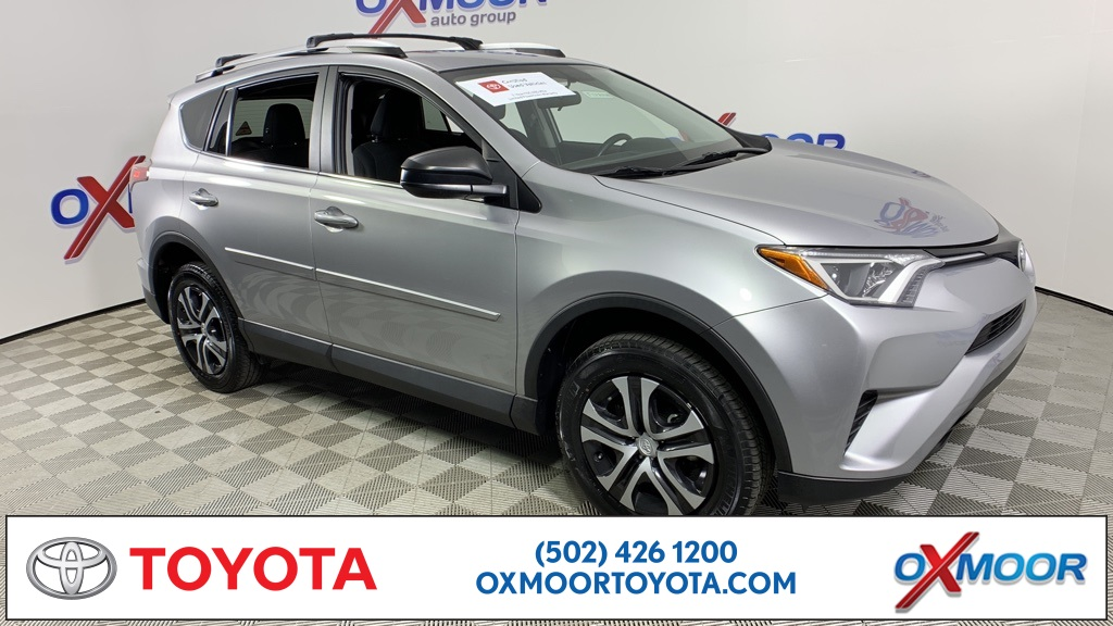 Oxmoor Toyota Service >> Pre Owned 2016 Toyota Rav4 Le Fwd 4d Sport Utility