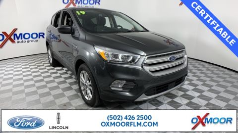 Certified Pre-Owned 2019 Ford Escape SE