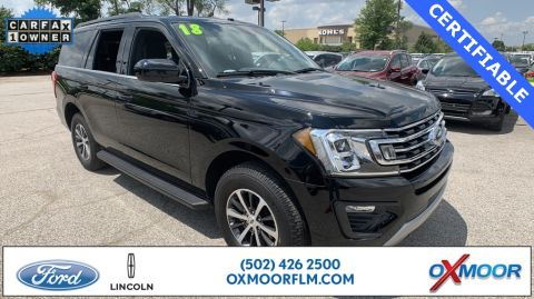 Certified Pre-Owned 2018 Ford Expedition XLT