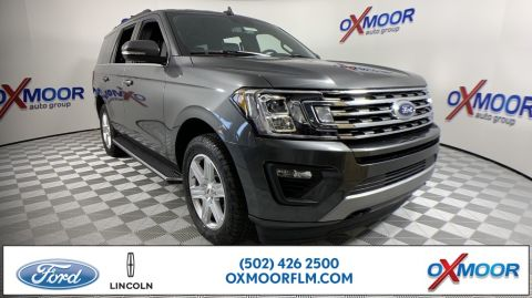 New 2019 Ford Expedition XLT