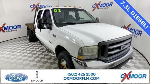 Pre-Owned 2002 Ford F-350SD XL