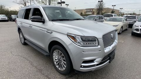 Certified Pre-Owned 2018 Lincoln Navigator Premiere